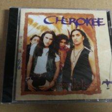 CDs de Música: CHEROKEE CABALLO LOCO CD ALBUM PRECINTADO AÑO 1994 CONTIENE 12 TEMAS PHIL MANZANERA ROXY MUSIC QUECO. Lote 183922145