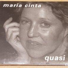 CDs de Música: OCASIÓN !! / MARIA CINTA / QUASI TOT / DIGIPACK-CD - K INDUSTRIA-2007 / 20 TEMAS / PRECINTADO.. Lote 172510995