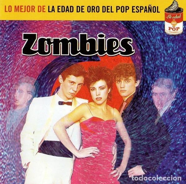 ZOMBIES - ZOMBIES - SERIE LO MEJOR DE LA EDAD DE ORO DEL POP ESPAÑOL (Música - CD's Pop)