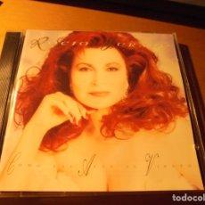 CDs de Música: RAR CD. ROCIO JURADO. COMO LAS ALAS AL VIENTO. 1993. Lote 172585082