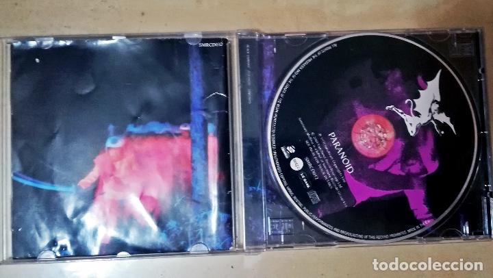 CDs de Música: Cd de - Black Sabbatha - Paranoid - Editado por Santuary Records Group Ltd- En año 2004.Iron Man. - Foto 3 - 172590443