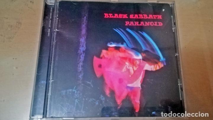 CD DE - BLACK SABBATHA - PARANOID - EDITADO POR SANTUARY RECORDS GROUP LTD- EN AÑO 2004.IRON MAN. (Música - CD's Heavy Metal)