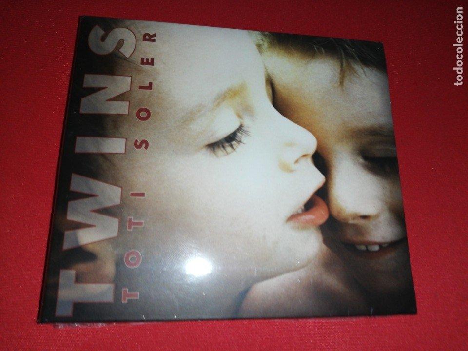 TOTI SOLER, TWINS (Música - CD's Jazz, Blues, Soul y Gospel)