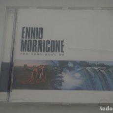 CDs de Música: CD / ENNIO MORRICONE THE VERY BEST OF. Lote 172604494