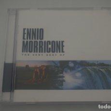 CDs de Música: CD / ENNIO MORRICONE THE VERY BEST OF. Lote 172604510