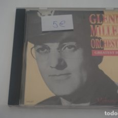 CDs de Música: CD / GLEEN MILLER ORCHESTRA GREATEST HITS VOLUMEN TWO. Lote 172604579