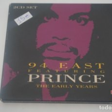 CDs de Música: DOBLE CD / 94 EAST FEATURING PRINCE THE EARLY YEARS. Lote 172604875