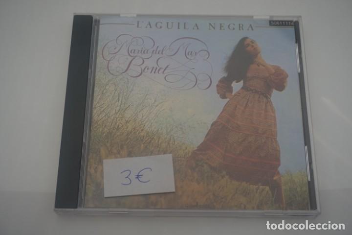 CD / MARIA DEL MAR BONET / L´AGUILA NEGRA (Música - CD's Otros Estilos)