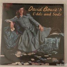 CDs de Música: DAVID BOWIE - ODDS AND SODS - 1 CD, DEMOS, LIVE 1965 - 2005. Lote 172606439