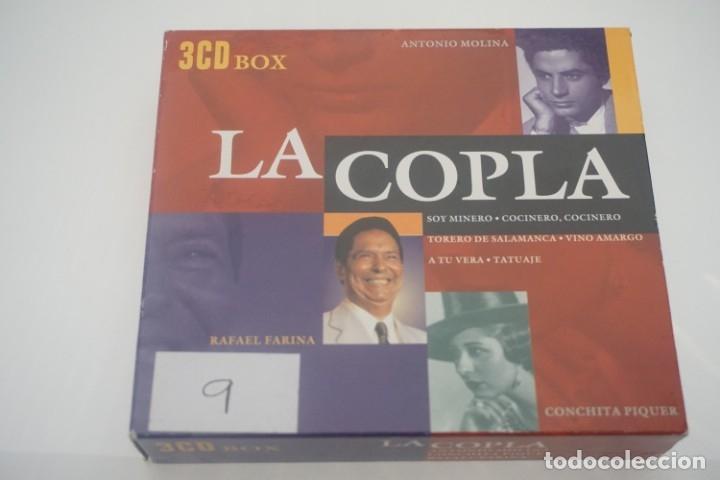 TRIPLE CD / LA COPLA (Música - CD's Otros Estilos)