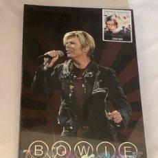CDs de Música: DAVID BOWIE - BUDOKAN, TOKYO, JAPAN 8TH & 9TH MARCH 2004 - 4 CD, EDICIÓN LIMITADA. Lote 172608632