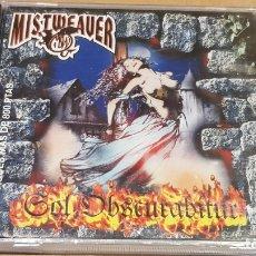 CDs de Música: MISTWEAVER. SOL OBSCURABITUR. MINI CD / DEATH METAL - BURGOS / PRECINTADO. Lote 172608879