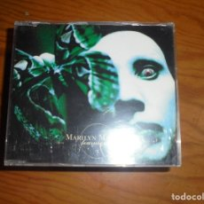 CDs de Música: MARILYN MANSON. TOURNIQUET. CD II . NOTHING, 1997. CD SINGLE. IMPECABLE (#). Lote 172617455