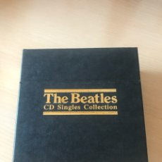 CDs de Música: THE BEATLES CD SINGLES COLLECTION, BOX SET, 1992. Lote 172619160