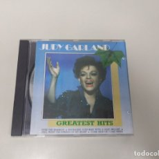 CDs de Música: J7- JUDY GARLAND GREATEST HITS 10 TRACKS CD . Lote 172626444