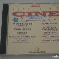CDs de Música: CD / MUSICA DE CINE EXTRA I. Lote 172637394