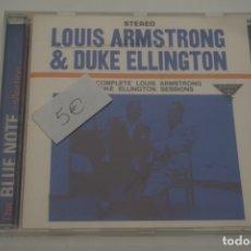 CDs de Música: CD / STEREO LOUIS ARMSTRONG & DUKE ELLINGTON. Lote 172642229
