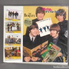 CDs de Música: THE BEATLES: CAJA DE 5 CD'S + DVD: HELP! IT'S FOR SALE:LIMITED EDITION-COLECCIONISTAS. Lote 172644625