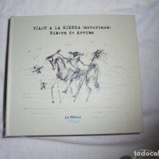 CDs de Música: CD PIPO PRENDES+ DVD + LIBRO RELATOS VIAJE A LA RIBERA ASTURIANA RIBERA DE ARRIBA ASTURIAS. Lote 172655009