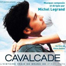 CDs de Música: CAVALCADE / MICHEL LEGRAND CD BSO. Lote 172658895