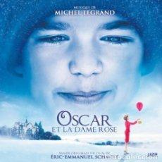 CDs de Música: OSCAR ET LA DAME ROSE / MICHEL LEGRAND CD BSO. Lote 172659090