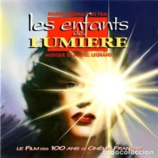 CDs de Música: LES ENFANTS DE LUMIÈRE / MICHEL LEGRAND CD BSO. Lote 172659379