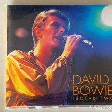 CDs de Música: DAVID BOWIE - ISOLAR TWO - 2 CD, LONDON 1978. Lote 172671472