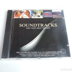 CDs de Música: SOUNDTRACKS THE VERY BEST THEMES CD. Lote 172671540