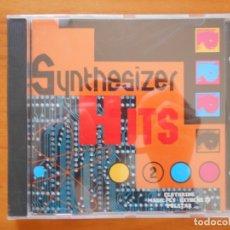 CDs de Música: CD SYNTHESIZER HITS VOL 2 (EU). Lote 172692947