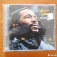 CDs de Música: CD MARVIN GAYE - WHAT'S GOING ON (Q9). Lote 172708617