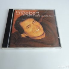 CDs de Música: ENGELBERT I WANT TO WAKE UP WITH YOU CD. Lote 172710353