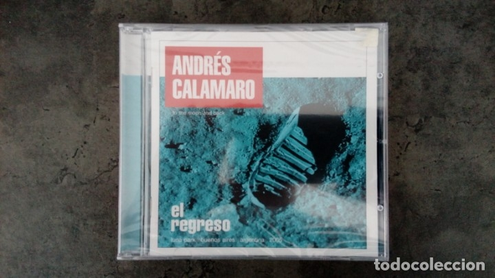 CDs de Música: Libre Acceso + El regreso. Andrés Calamaro - Foto 3 - 171741660