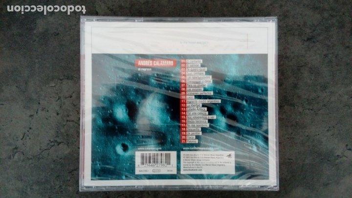 CDs de Música: Libre Acceso + El regreso. Andrés Calamaro - Foto 4 - 171741660