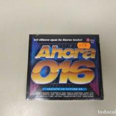 CDs de Música: J7- AHORA 2016 RECOPILATORIO 3 CDS NUEVO PRECINTADO CD. Lote 172748978
