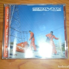 CDs de Música: THE CRYSTAL METHOD. COMMUNITY SERVICE. ULTRA, 2002. CD. IMPECABLE. Lote 172753667