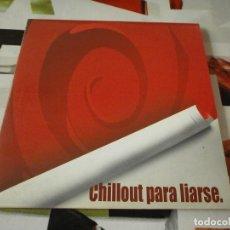 CDs de Música: CD. CHILLOUT PARA LIARSE. Lote 172760660