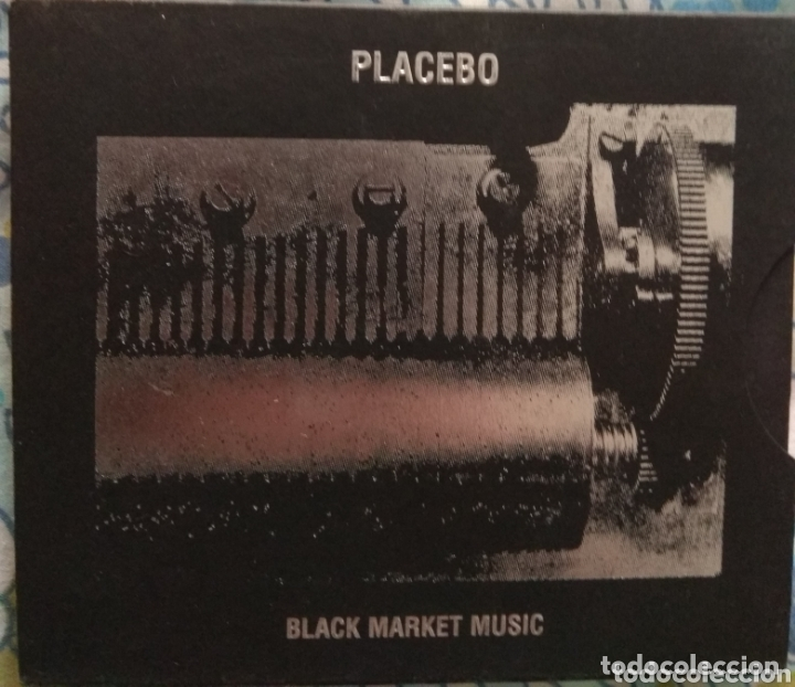 PLACEBO  BLACK MARKET MUSIC (Música - CD's Rock)
