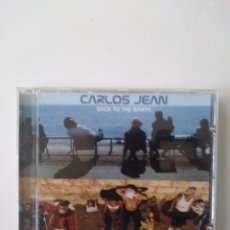 CDs de Música: CARLOS JEAN. BACK TO THE EARTH.CD.2002. Lote 172773837