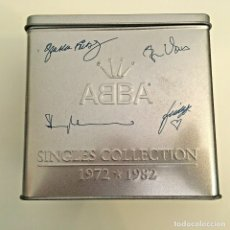 CDs de Música: ABBA SINGLES COLLECTION 29 CD METAL BOX LIMITED SPECIAL EDITION 1999. Lote 172789228