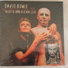 CDs de Música: DAVID BOWIE - NORTH AMERICAN LEG - 9 CD + 1 DVD, ED. LIMITADA, USA 1995. Lote 172813438