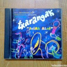 CDs de Música: TXARANGAK - JAIAK ALAI, ELKAR, 1996. EUSKAL HERRIA.. Lote 172831983