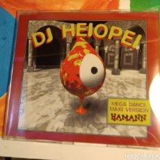 CDs de Música: DJ HEIOPEI - HAMANN. Lote 172832708