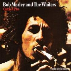 CDs de Música: BOB MARLEY & THE WAILERS - CATCH A FIRE - CD . Lote 172845183