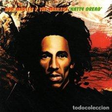 CDs de Música: BOB MARLEY & THE WAILERS - NATTY DREAD - CD . Lote 172847918