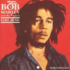 CDs de Música: BOB MARLEY & THE WAILERS - REBEL MUSIC - CD . Lote 172848157