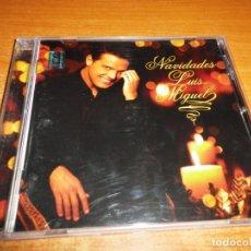 CDs de Música: LUIS MIGUEL NAVIDADES CD ALBUM DEL AÑO 2006 HECHO EN MEXICO CONTIENE 11 TEMAS VILLANCICOS. Lote 172853013