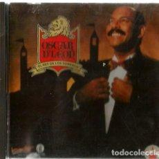 CDs de Música: CD OSCAR D'LEON : EL REY DE LOS SONEROS . Lote 172862807