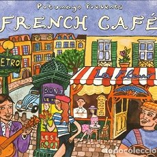 CDs de Música: FRENCH CAFÉ / PUTUMAYO - CD DIGIPACK. Lote 172882954