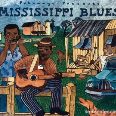 CDs de Música: PUTUMAYO PRESENTS: MISSISSIPPI BLUES - CD DIGIPACK . Lote 172896280