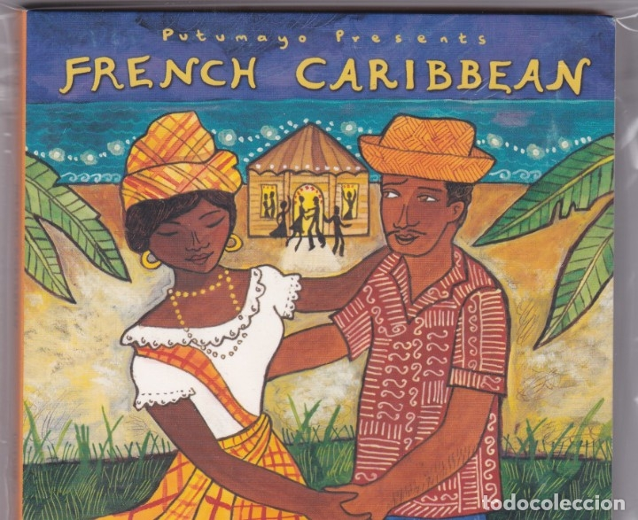 PUTUMAYO PRESENTS: FRENCH CARIBBEAN - CD DIGIPACK (Música - CD's World Music)